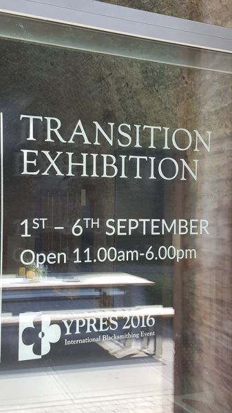 Transition Exhibition